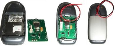 Batterie-Ersatz C/M55