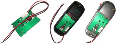 Batterie-Ersatz für C/S/M35, S/ME45