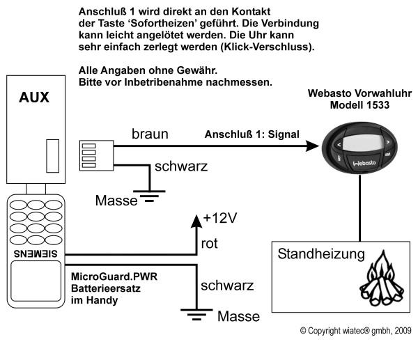 Fein Webasto Heizung Schaltplan Zeitgenössisch - Die Besten ...