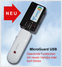 MicroGuard USB
