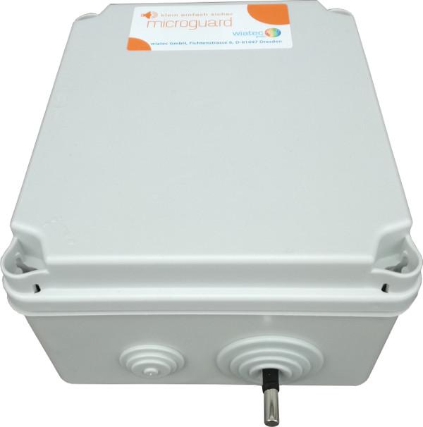 MicrGuard-USB Handy GSM Temperaturwächter Bodenfrostwächter